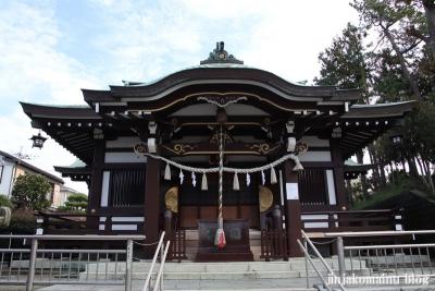 杉山神社  町田市つくし野7