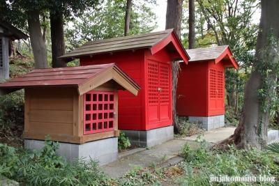 杉山神社  町田市つくし野11
