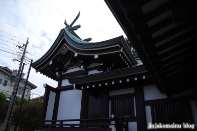 杉山神社  町田市つくし野13