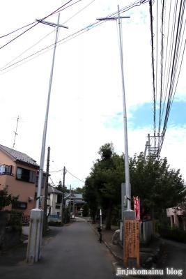 熊野神社  町田市高ヶ坂1