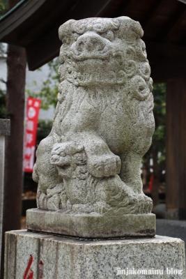 熊野神社  町田市高ヶ坂6