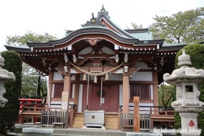 熊野神社  町田市高ヶ坂9