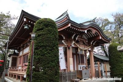 熊野神社  町田市高ヶ坂11