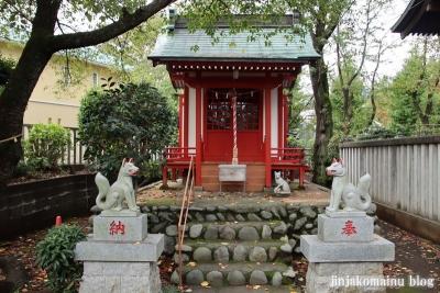 熊野神社  町田市高ヶ坂13