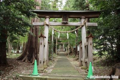 八幡神社 町田市金井町2