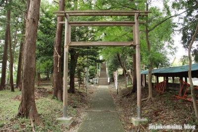 八幡神社 町田市金井町4