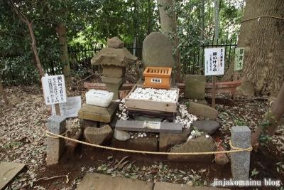 八幡神社 町田市金井町9