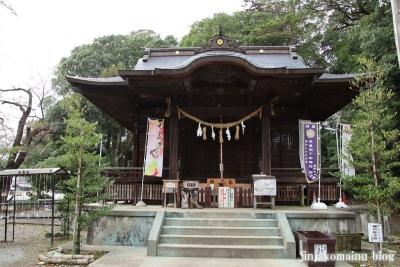 八幡神社 町田市金井町10
