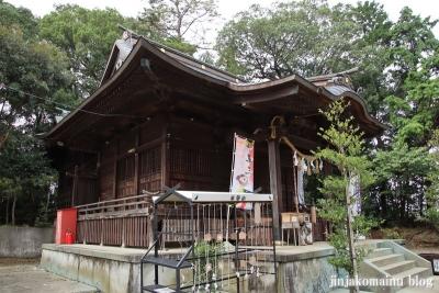 八幡神社 町田市金井町12