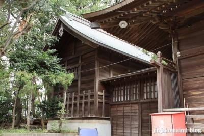 八幡神社 町田市金井町13