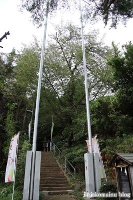 八幡神社 町田市金井町1