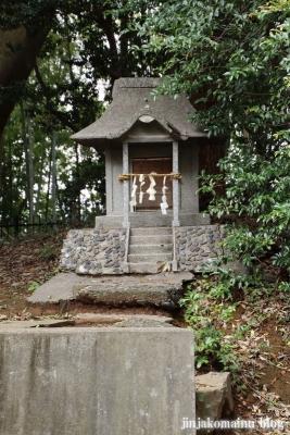 八幡神社 町田市金井町7
