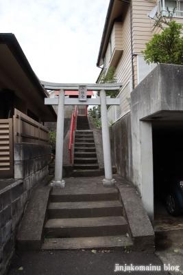 三社合神社  町田市本町田1