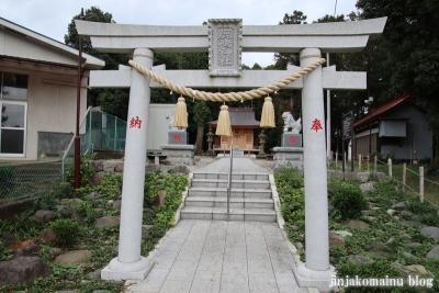 鹿嶋神社  相模原市南区古淵2