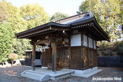 八坂神社  (相模原市緑区下九沢)9