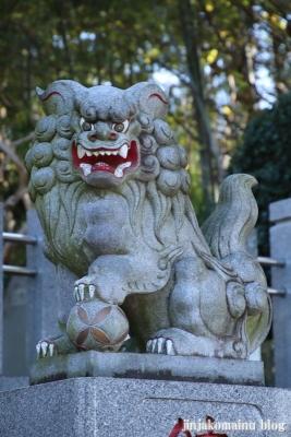 八坂神社  (相模原市緑区下九沢)3