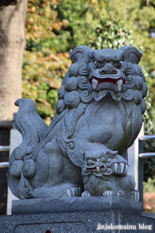 八坂神社  (相模原市緑区下九沢)4