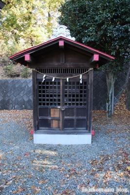 八坂神社  (相模原市緑区下九沢)12