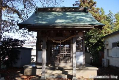 八坂神社  (相模原市緑区上九沢)5