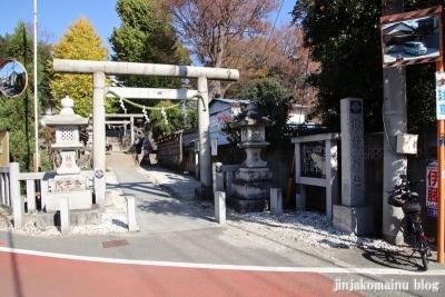 諏訪神社  (町田市相原町)1