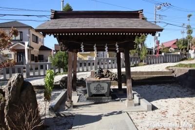 諏訪神社  (町田市相原町)5