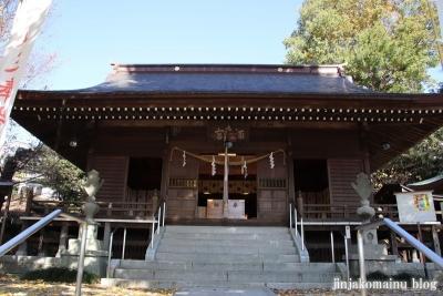 諏訪神社  (町田市相原町)9