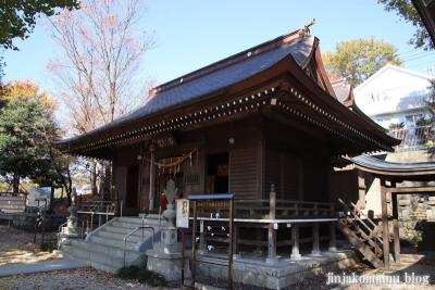 諏訪神社  (町田市相原町)10