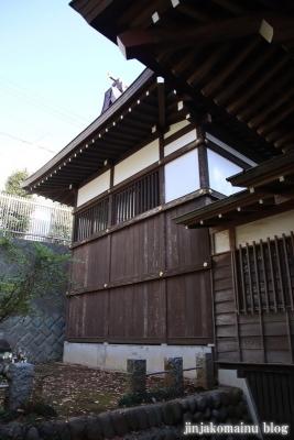 諏訪神社  (町田市相原町)11