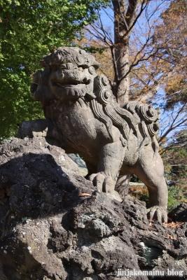 諏訪神社  (町田市相原町)14
