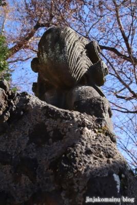 諏訪神社  (町田市相原町)22