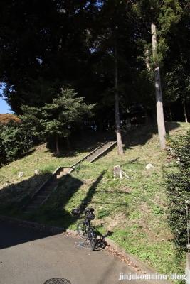 神明神社  (町田市相原町)1