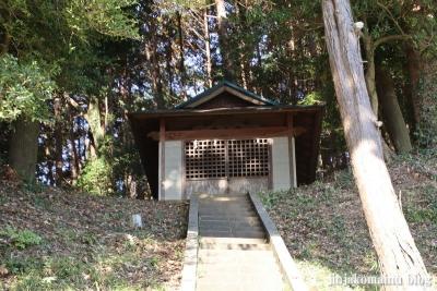 神明神社  (町田市相原町)2