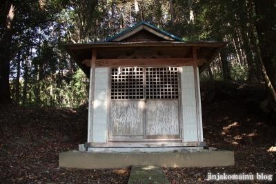 神明神社  (町田市相原町)3