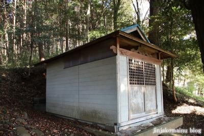神明神社  (町田市相原町)4