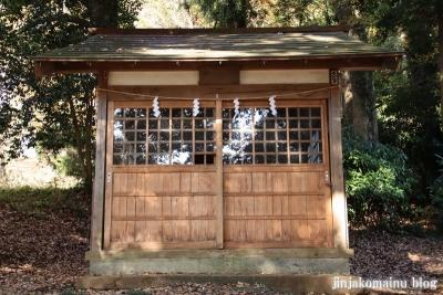 熊野神社  町田市相原町2