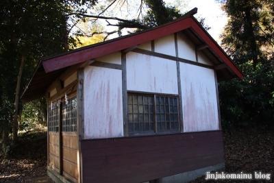 熊野神社  町田市相原町4