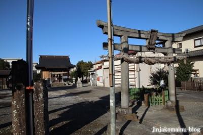 二本松八幡神社  相模原市緑区二本松1