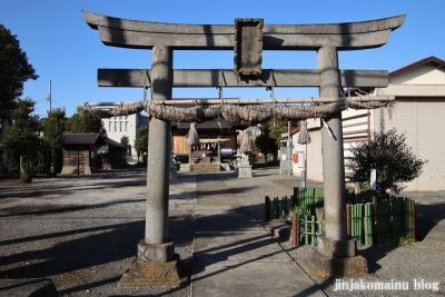 二本松八幡神社  相模原市緑区二本松2