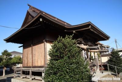 二本松八幡神社  相模原市緑区二本松9
