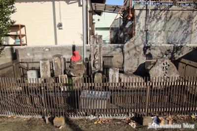 二本松八幡神社  相模原市緑区二本松12