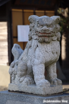二本松八幡神社  相模原市緑区二本松6