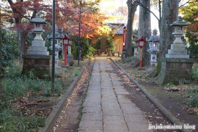 稲荷神社  (東村山市恩多町)5