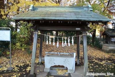 稲荷神社  (東村山市恩多町)7