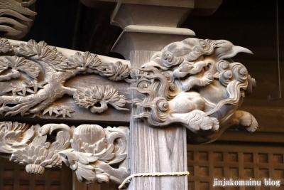 稲荷神社  (東村山市恩多町)13