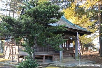 稲荷神社  (東村山市恩多町)15