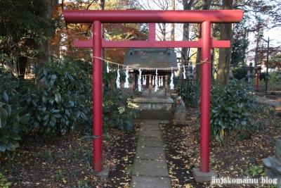 稲荷神社  (東村山市恩多町)17