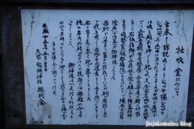 稲荷神社  (東村山市恩多町)20