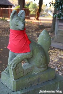 稲荷神社  (東村山市恩多町)10