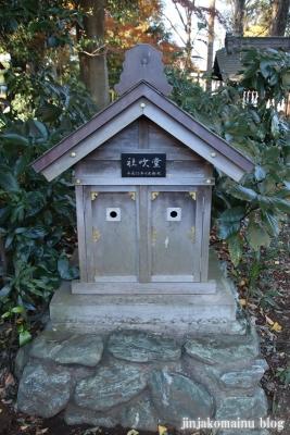 稲荷神社  (東村山市恩多町)19