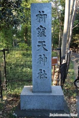 柳窪天神社  (東久留米市柳窪)2